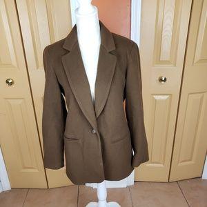 J crew women's blazer, size 6